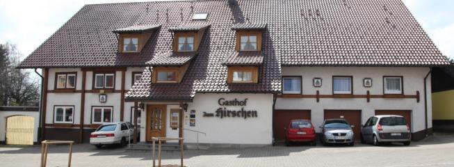 Boardinghouse-Hirschen - English